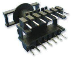 ETD 29, feritová kostra PATRON, vertikání, 7+7 pinů-Patron: ETD 29 kosřička mat. křehký pro vysoké teploty