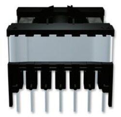 Kostřička: B66366B1018T001 (ETD44)-TDK/EPCOS: Kostřička B66366B1018T001 ETD44/22/15 18pin, 1 Section In = 77,7mm An = 210mm2