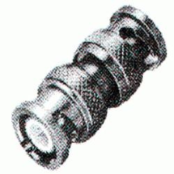 Vysokofrekvenční konektor: BNC-603-TGN-Schmid-M: Vysokofrekvenční konektor BNC  adapter = Huber Suhner 32_BNC-50-0-1/133_NE 22540565