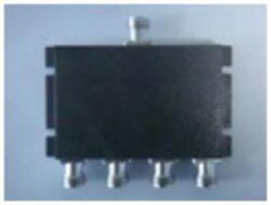 Power Splitter: BRP4-120-727-4NF-Schmid-M: Power Splitter:Power Splitter-4 way, 50W, IP60, 698-2700 MHz, N-fem.-120dBc@2*43dBm