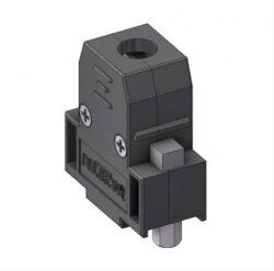 CTL09RUN4-DELTRON D-sub plastic hood 9P SPQ:100