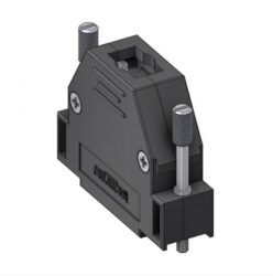 CTL25UN4-DELTRON D-sub plastic hood 25P SPQ:100