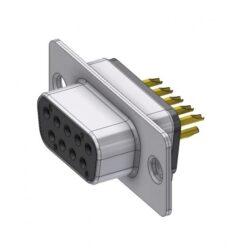 D09SZ/2FP102-DELTRON D-Sub filter-socket 9P/Female SPQ:88