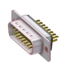 D15PZ/2FP102-DELTRON D-Sub filter-plug 15P/Male SPQ:66