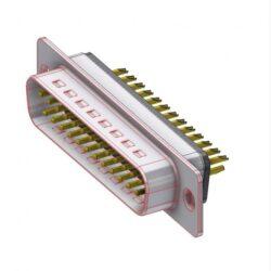 D25PZ/2FP102-DELTRON D-Sub filter-plug 25P/Male SPQ:44