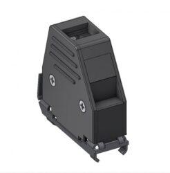 DCE15-DELTRON D-sub plastic hood 15P SPQ:100