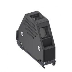 DCE25-DELTRON D-sub plastic hood 25P SPQ:100