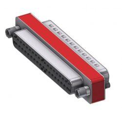 DFA37S/37P/2FP102UN-DELTRON D-Sub Filter-Adapter 37P/Female/Male SPQ:33