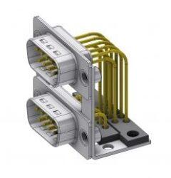 DPB09PN70/09PN70-S/2-DELTRON D-Sub dual plug 9P/Male/Male SPQ:32
