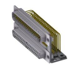 DPB15PN70/15SN70-S/2-DELTRON D-Sub plug + socket 15P/Female/Male SPQ:12