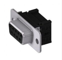 DTS09SFC/2-A-DELTRON D-Sub Socket 9 IDC QC2 SPQ:100