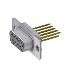 DTS09SW3/2-DELTRON D-Sub socket 9P/Female SPQ:88