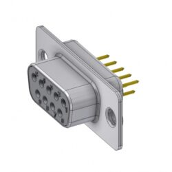 DTS09SY/2-DELTRON D-Sub socket 9P/Female SPQ:88