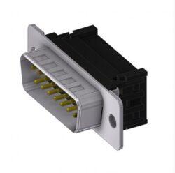 DTS15PFC/2-A-DELTRON D-Sub Plug 15 IDC QC2 SPQ:100