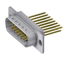 DTS15PW3/2-DELTRON D-Sub plug 15P/Male SPQ:66