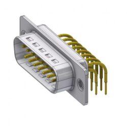 DTS15PYC/2-DELTRON D-Sub plug 15P/Male SPQ:48