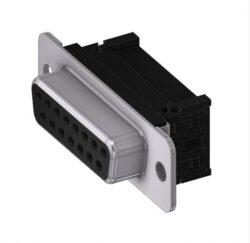 DTS15SFC/2-A-DELTRON D-Sub Socket 15 IDC QC2 SPQ:100