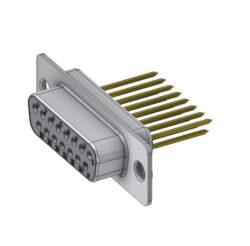 DTS15SW3/2-DELTRON D-Sub socket 15P/Female SPQ:66