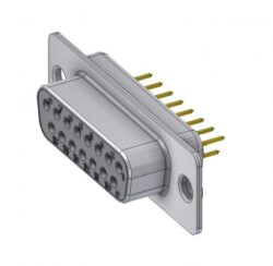 DTS15SY/2-DELTRON D-Sub socket 15P/Female SPQ:66
