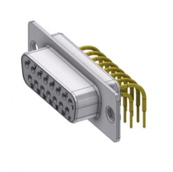 DTS15SYC/2-DELTRON D-Sub socket 15P/Female SPQ:48