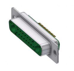 DTS17W2SZ/2-DELTRON D-Sub hybrid-socket SPQ:44