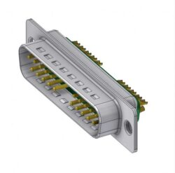 DTS21W1PZ/2-DELTRON D-Sub hybrid-plug SPQ:44