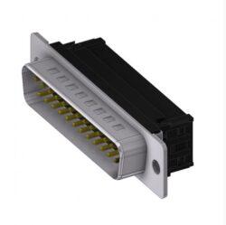 DTS25PFC/2-A-DELTRON D-Sub Plug 25 IDC QC2 SPQ:100