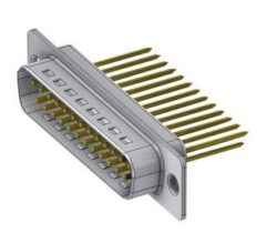 DTS25PW3/2-DELTRON D-Sub plug 25P/Male SPQ:44