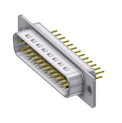 DTS25PY/2-DELTRON D-Sub plug 25P/Male SPQ:44