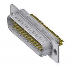 DTS25PZ/2-DELTRON D-Sub plug 25P/Male SPQ:44