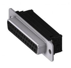 DTS25SFC/2-A-DELTRON D-Sub Socket 25 IDC QC2 SPQ:100