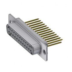 DTS25SW3/2-DELTRON D-Sub socket 25P/Female SPQ:44