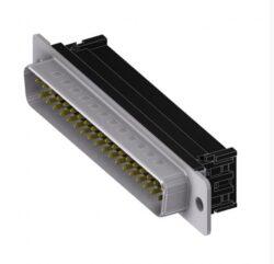 DTS37PFC/2-A-DELTRON D-Sub Plug 37 IDC QC2 SPQ:100