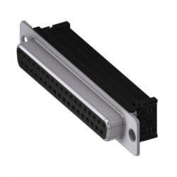 DTS37SFC/2-A-DELTRON D-Sub Socket 37 IDC QC2 SPQ:100