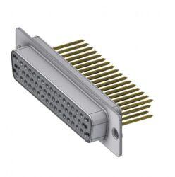 DTS50SW3/2-DELTRON D-Sub socket 50P/Female SPQ:24
