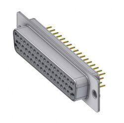 DTS50SY/2-DELTRON D-Sub socket 50P/Female SPQ:24