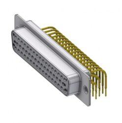 DTS50SYC/2-DELTRON D-Sub socket 50P/Female SPQ:24