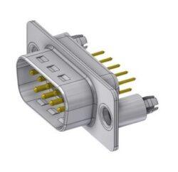 DTS09PY/2M86UN-DELTRON D-Sub plug 9P/Male SPQ:88