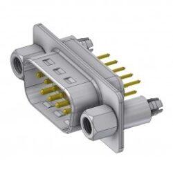 DTS09PY/2M86UNB5-DELTRON D-Sub plug 9P/Male SPQ:88