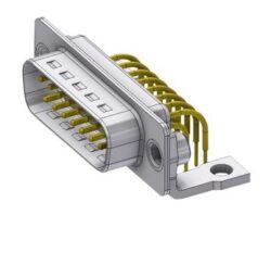 DTS09PYC/2M46UN-DELTRON D-Sub plug 9P/Male SPQ:64
