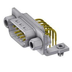 DTS09PYC/2M47UNB5-DELTRON D-Sub plug 9P/Male SPQ:64