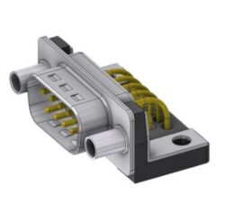 DTS09PYC/2M66UN-DELTRON D-Sub plug 9P/Male SPQ:64