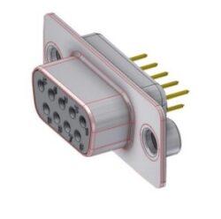 DTS09SY/2M85UN-DELTRON D-Sub socket 9P/Female SPQ:88