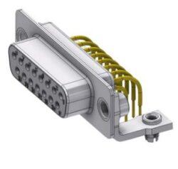 DTS37SYC/2M47UN-DELTRON D-Sub socket 37P/Female SPQ:24