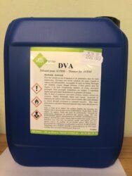 DVA 05L-AB CHIMIE: Acrylic thinner for AVR80 , SPQ-5L