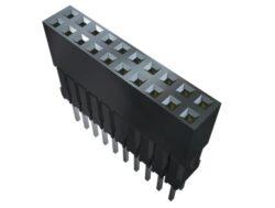 Header: ESQ-108-23-S-S-SAMTEC: ESQ-108-23-S-S  Female Header RM2,54 8pin 2rows PC104