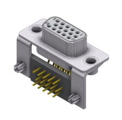 HD-D15SYC/2M47HUN - DELTRON D-Sub high-density socket 15P SPQ:64