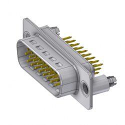 HD-D26PY/2M86UN-DELTRON D-Sub high-density plug 26P SPQ:66