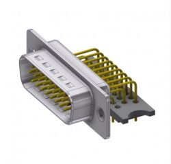 HD-D26PYC/2-DELTRON D-Sub high-density plug 26P SPQ:48