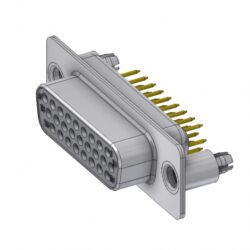 HD-D26SY/2M86UN - DELTRON D-Sub high-density socket 26P SPQ:66